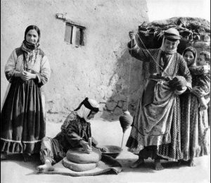 iranian nomadic people