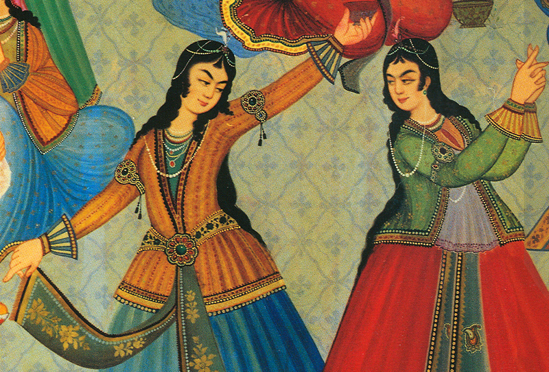 Iranian Fashion History From Yesterday Till Today